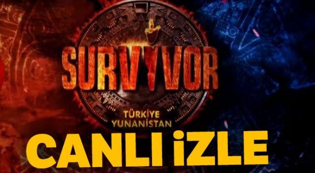 Survivor CANLI İZLE: Survivor Türkiye- Yunanistan 2019 İZLE (TV8 Survivor 3.bölüm İZLE)