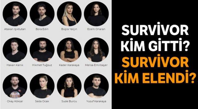 Survivor'da KİM Gitti, Kim Elendi? | Survivor'da Adaya Kim Veda Etti? (2019 Survivor Elenen İsim KİM?)
