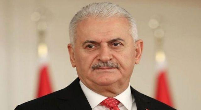 TBMM Başkanı Binali Yıldırım'dan, İsmail Rüştü Cirit'e tebrik
