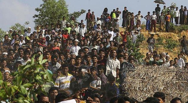 Uluslararası Af Örgütünden 'Arakan' uyarısı