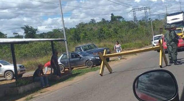 Venezuela, Brezilya sınırında askeri varlığını arttırdı