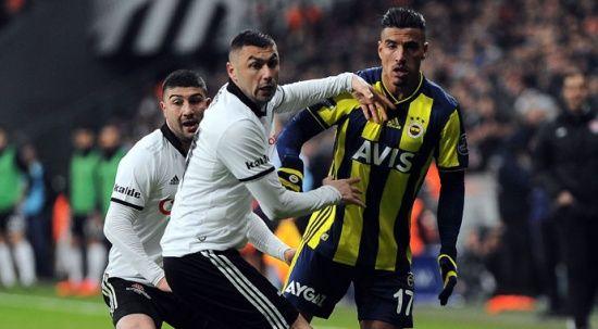 Beşiktaş kaçtı Fenerbahçe yakaladı! Maçta gol yağmuru