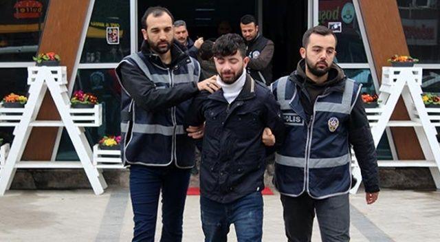 'Maskeli Beşler' adlı hırsızlık çetesinin 4 üyesi tutuklandı