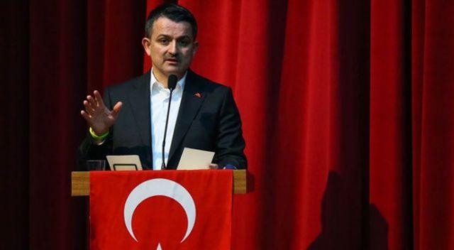 'Türkiye tarımsal hasılada Avrupa'da birinci'