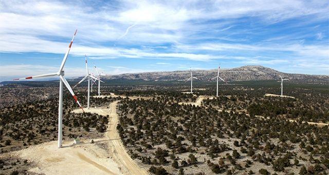 Akfen Yenilenebilir Enerji'nin Çanakkale'deki Kocalar RES projesi elektrik üretimine başladı