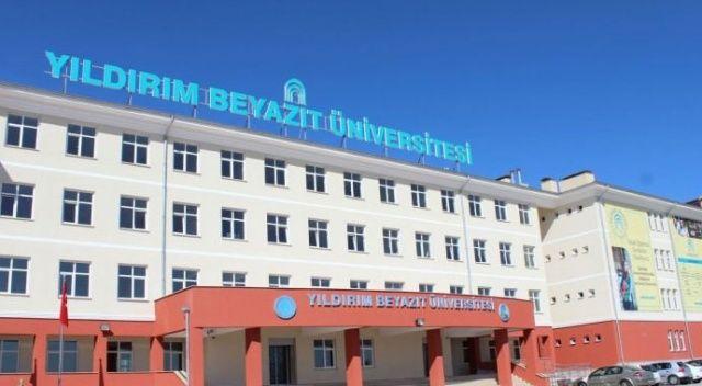Ankara Yıldırım Beyazıt Üniversitesi personel alacak! İşte başvuru şartları