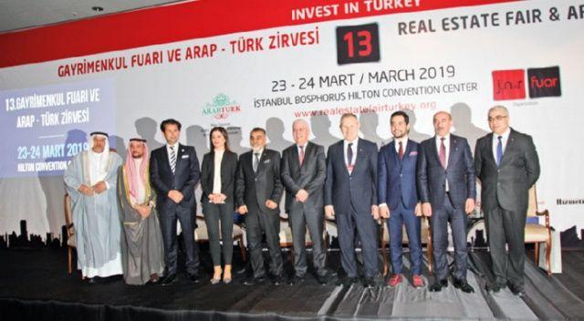 Arap-Türk yatırımcı buluştu