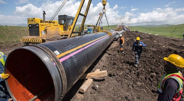 Avrupa'ya doğalgaz akışı 1 Temmuz'da başlayacak