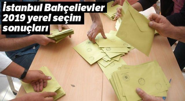 Bahçelievler yerel seçim sonuçları 2019! 31 Mart Bahçelievler seçimlerde kim kazandı, oy oranları nasıl?