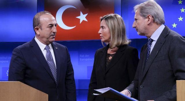 Bakan Çavuşoğlu: Belçika'daki yargı adeta PKK'yı aklamak için çaba sarf ediyor