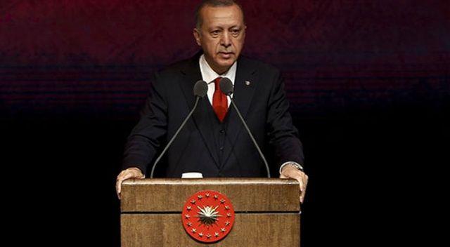 Cumhurbaşkanı Erdoğan: Onunla aynı masaya oturmam