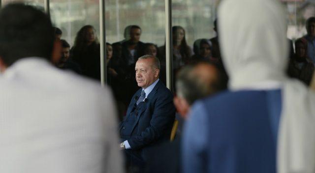 Cumhurbaşkanı Erdoğan'dan faiz ve kur yorumu: Operasyonları ters tepti