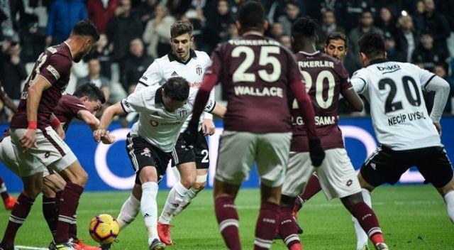 Beşiktaş'tan tek gollü galibiyet (Beşiktaş 1-0 Göztepe)