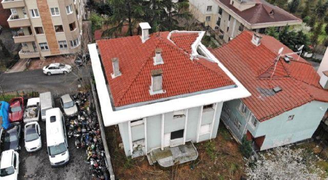 Beykoz'daki villa satışa çıkarıldı