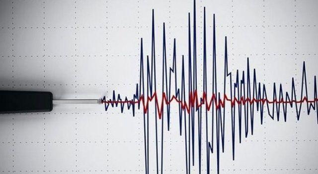 Çanakkale'de 4,3 büyüklüğünde deprem | Son Depremler