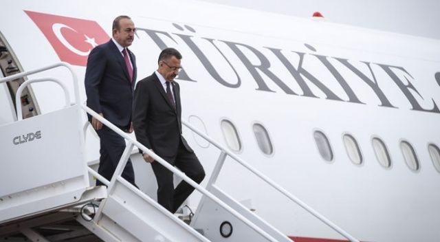 Çavuşoğlu ve Oktay'ın Yeni Zelanda ziyareti dünyanın dört bir yanından Müslümanların takdirini kazandı