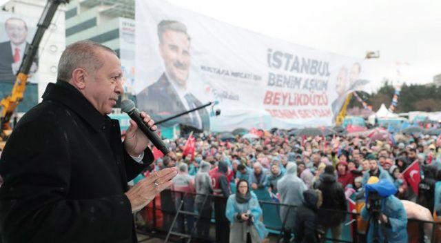 Cumhurbaşkanı Erdoğan: 5 Yıllık fetret dönemine son vereceğiz