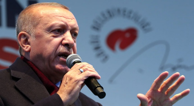 Cumhurbaşkanı Erdoğan: Birileri Türkiye tökezlesin diye ellerini ovuşturarak bekliyor