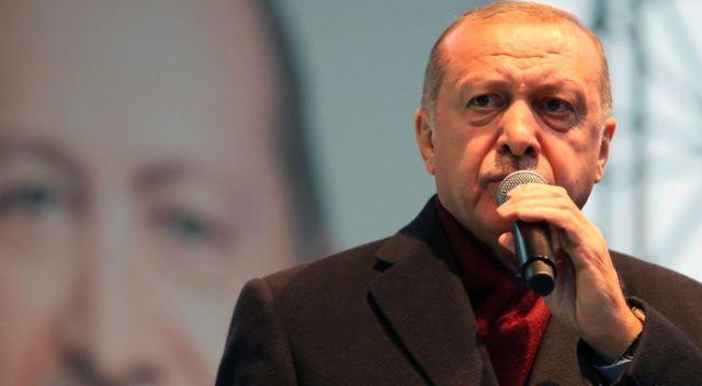 Cumhurbaşkanı Erdoğan'dan CHP'li başkan adayının sözlerine cevap