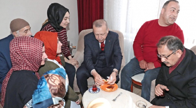 Cumhurbaşkanı Erdoğan'dan Netanyahu'ya: Soyguncu ve zalimsin