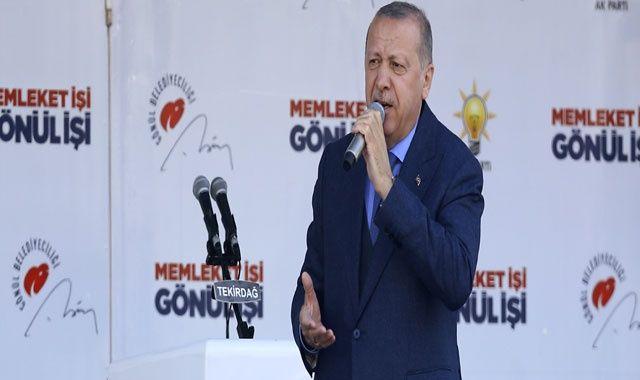 Cumhurbaşkanı Erdoğan: Yahu senin o Avustralyalı senatörden ne farkın var?
