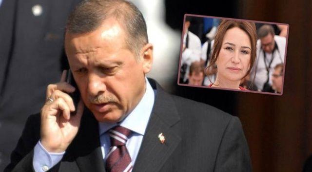 Cumhurbaşkanı Erdoğan'dan oyuncu Akbağ'a taziye