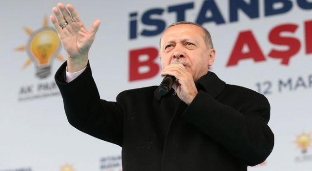 Cumhurbaşkanı Erdoğan: İstikrarı sürdürüyoruz, sürdüreceğiz