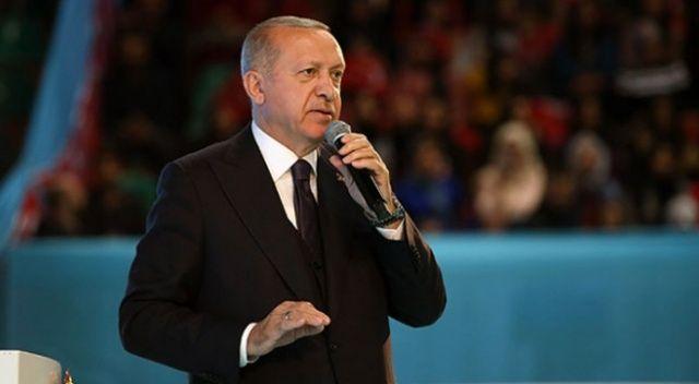 Cumhurbaşkanı Erdoğan 'Samsunlularla' buluşacak