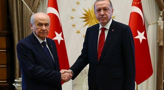 Cumhurbaşkanı Erdoğan ve Bahçeli mitinginde hazırlıklar tamamlanıyor