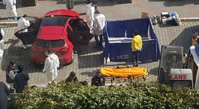 Dehşet! Aracın içerisinde sevgilisini vurup intihar etti