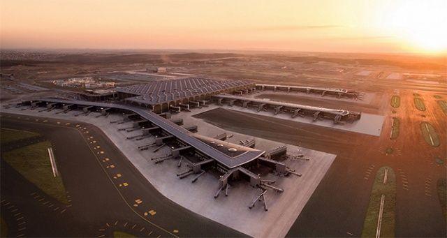 Dünyada IoT altyapısı ile kurulan ilk havalimanı İstanbul Havalimanı oldu