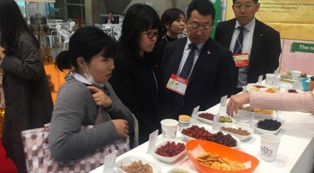 Ege'den Japonya'ya meyve sebze ihracatı yüzde 120 arttı
