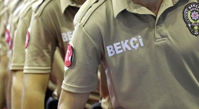 Emniyet Genel Müdürlüğü açıkladı: 8 bin bekçi alınacak