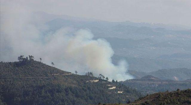 Esad rejimi Türkmendağı'nı vuruyor