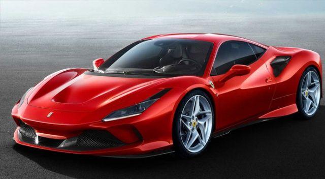 Ferrari'den 720 HP'lik  F8 Tributo sürprizi