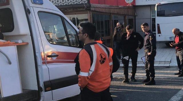 Freni patlayan midibüs restorana daldı: 4 yaralı