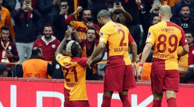 Galatasaray'ın gol yükünü orta saha çekiyor