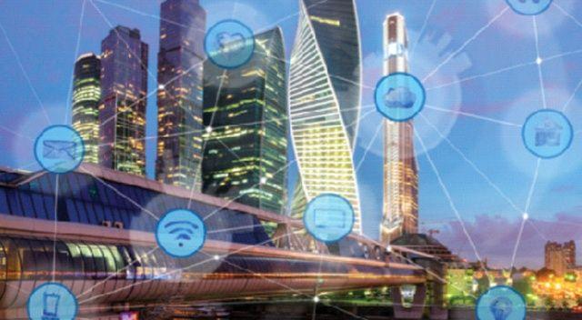 Gelecek akıllı şehirde