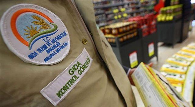 Güvensiz gıdaya Tarım ve Orman Bakanlığı'ndan geçit vermiyor