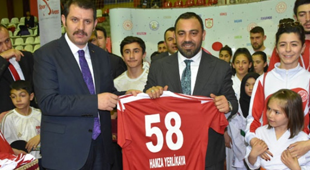 Hamza Yerlikaya: 'Türk sporunu yukarıya taşıyacağız'