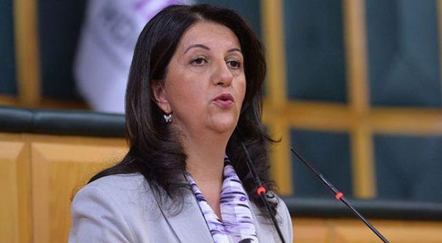 HDP'li Pervin Buldan, Kars'ta gaf üstüne gaf yaptı