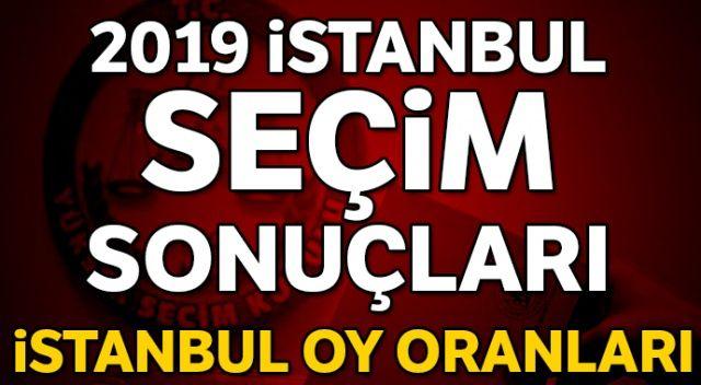 İstanbul Seçim Sonuçları 2019 | İstanbul Cumhur İttifakı Millet ittifakı Oy Oranı, İstanbul'u Kim Kazandı, Kim Aldı