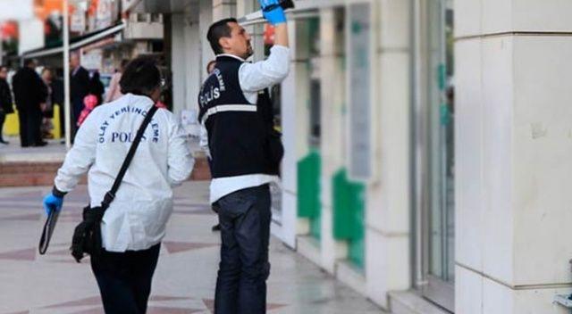 İzmir'de banka soygunu!