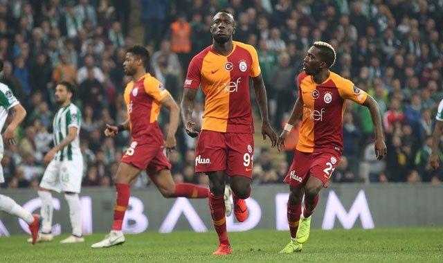 Galatasaray'dan muhteşem dönüş! (Bursaspor 2-3 Galatasaray)