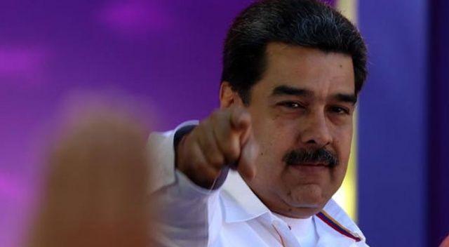 Maduro'dan 'karanlık saldırı' için hamle! Rusya, Çin, İran ve Küba'dan...