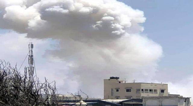 Mogadişu'da çifte patlama: 2 ölü