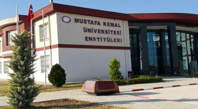 Mustafa Kemal Üniversitesi personel alıyor! İşte başvuru detayları...