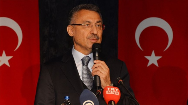 Oktay: Türkiye'nin geldiği nokta hepimiz için çok değerlidir