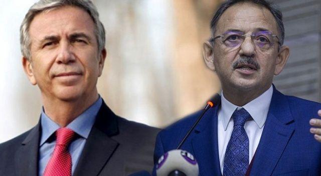 Özhaseki'den Yavaş'a: AK Partili olsa ayağından asarlardı