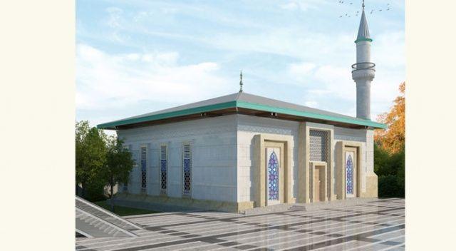 Sabiha Gökçen'e yakışacak cami